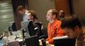 Technical score engineer Erick DeVore, music editor Ryan Rubin, digital score recordist Kevin Globerman and arranger Nathan Whitehead