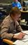Technical score engineer Erick DeVore