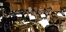 The view from the brass