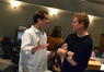 Composer Michael Giacchino and director Andrew Stanton discuss the score
