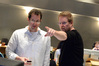 Composer Michael Giacchino and director Andrew Stanton discuss a cue