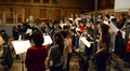 Choir contractor Bobbi Page and the Page LA Studio Voices perform on <i>John Carter</i>