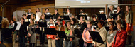 Choir contractor Bobbi Page and the Page LA Studio voices