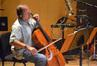 Steve Erdody performs cello solos