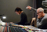 Orchestrator Jeff Atmajian and James Newton Howard