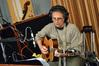 Thom Rotella on guitar