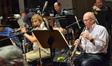 Flutist Geri Rotella and oboist David Weiss