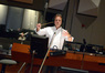 Composer Laurent Eyquem conducts the Hollywood Studio Symphony