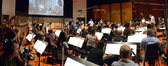 The Hollywood Studio Symphony performs on <i>Copperhead</i>