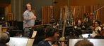 Conductor Pete Anthony and the Hollywood Studio Symphony