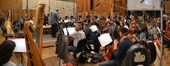 The Hollywood Studio Symphony and conductor Pete Anthony perform on <i>Epic</i>