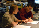 Orchestrators Ed Trybeck and Neal Desby