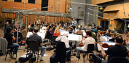 Rob Simonsen conducts <em>Girl Most Likely</em> with the Hollywood Studio Symphony