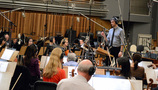 Rob Simonsen conducts the Hollywood Studio Symphony