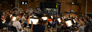 The Hollywood Studio Symphony performs on <i>Grudge Match</i>