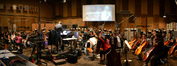 Conductor Gordon Goodwin and the Hollywood Studio Symphony perform on <i>Grudge Match</i>