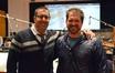 Composer Christopher Lennertz and director Seth Gordon