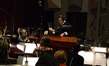 Christopher Lennertz conducing his score to <i>Identity Thief</i>