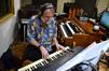 Jim Cox on keyboard