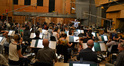 Conductor Nicholas Dodd and the Hollywood Studio Symphony