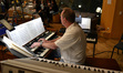 Keyboardist Mark LeVang