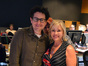Director J.J. Abrams and vocal contractor Bobbi Page