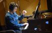 Pianist Brian Pezzone