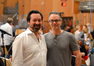 Director James Mangold and composer Marco Beltrami