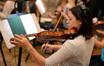 Violinist Serena McKinney
