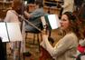 Violinist Helen Nightengale
