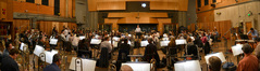 The Hollywood Studio Symphony performs on <i>The Wolverine</i>