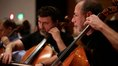 Cellists Armen Ksajikian and Steve Erdody
