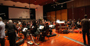 The orchestra wraps up after performing on Brian Tyler's score for <i>Teenage Mutant Ninja Turtles</i>