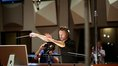 Composer Brian Tyler prepares to cue the next hit