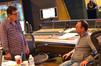 Scoring mixer Alan Meyerson and composer Henry Jackman