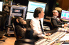 Caesar, scoring mixer Joel Iwataki and stage recordist Tim Lauber