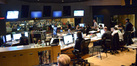 The booth at Fox during the sessions for <i>The Maze Runner</i>