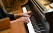 Pianist Randy Kerber tickles the ivories