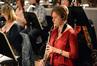 English hornist Lara Wickes
