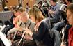 The flutes and oboes: Steve Kujala, Jenni Olson, Heather Clark, Davis Weiss, Leslie Reed, & Lara Wickes