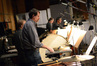 Percussionist Greg Goodall