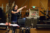 Susie Benchasil Seiter conducts the brass on <i>Need for Speed</i>