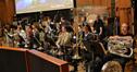 The brass section on <i>Rio 2</i>: trumpets Dan Fornero, Rick Baptist, Harry Kim, & Jon Lewis; trombones Alan Kaplan, Alex Iles, Bill Booth, Steve Holtman, & Phil Keen, tuba Doug Tornquist