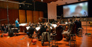 Tim Simonec conducts the orchestra on <i>This Is Where I Leave You</i>