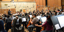Conductor Jeffrey Schindler and the orchestra perform on <i>X-Men: Days of Future Past</i>