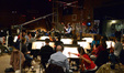 Composer Chris Lennertz conducts the orchestra