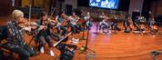The strings perform on <i>Blindspot</i>