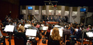 Composer Brian Tyler conducts a 65-piece orchestra on <i>Furious 7</i>