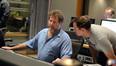 Scoring mixer Frank Wolf talks with ProTools recordist Adam Michalak