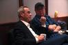 President of Pixar, Jim Morris, and director Peter Sohn discuss the score